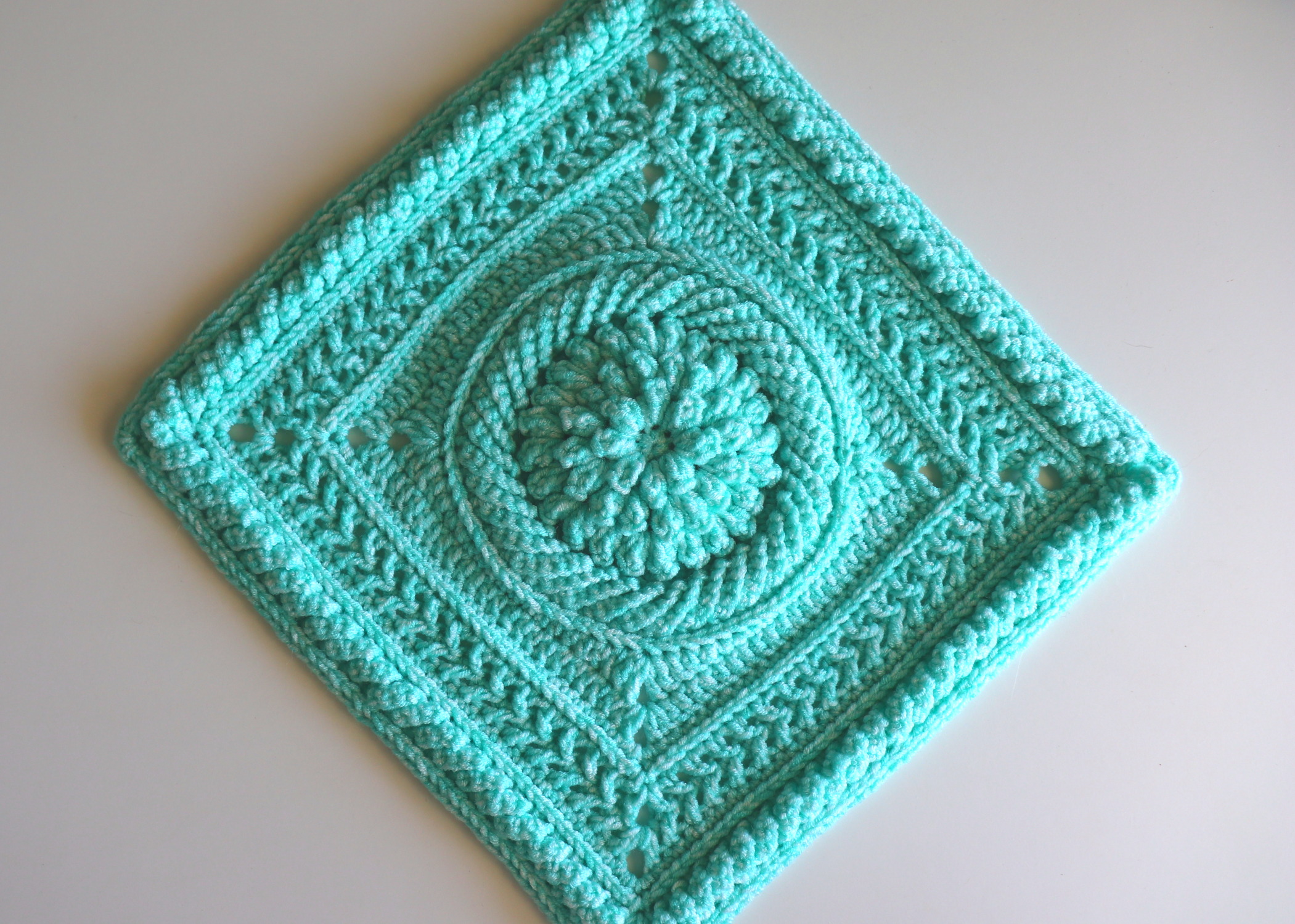 Crochet Cosmos Square