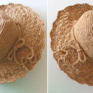 Crochet Summer Hat For Beginners