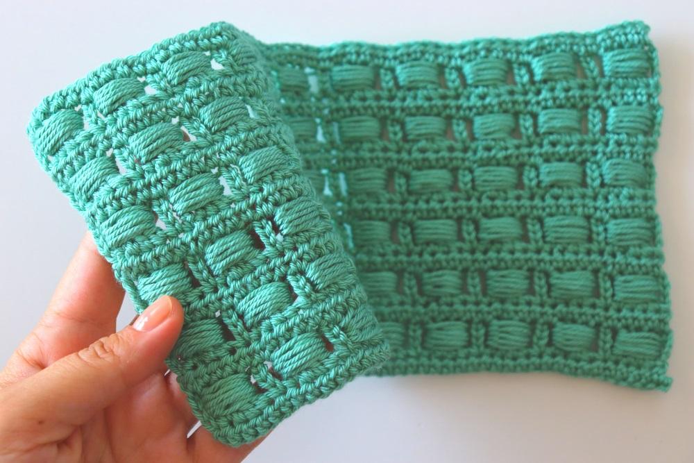 How To Crochet An Easy Stitch / Written Pattern